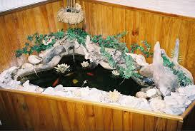 Desain Kolam Ikan Mini Terbaik Minimalis