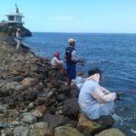 Umpan Mancing Laut Karang Siang Malam Hari