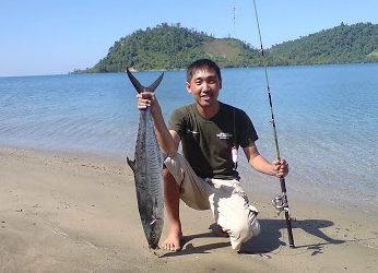 Umpan Mancing Laut Pinggiran (Pengalaman Pribadi)