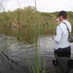 Membuat Umpan Mancing Ikan Air Tawar