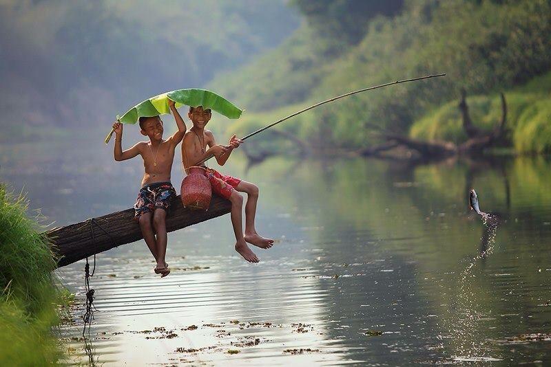 Cara Memancing Agar Dapat Banyak Ikan di Sungai