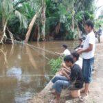 Umpan Mancing Kolam Air Masin 2018 Siang Malam Hari
