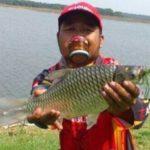 Umpan Mancing Ikan Tawes di Sungai 2018 (Rahasia Kita Bongkar Habis)