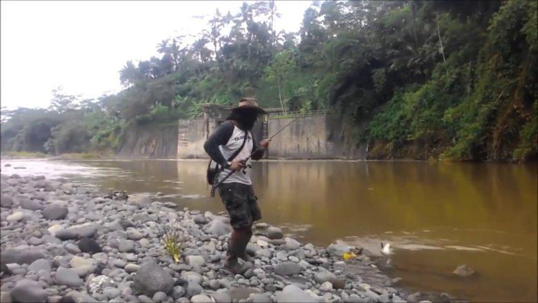 Umpan Mancing Ikan Di Sungai Malam Hari (Buktikan Sendiri)