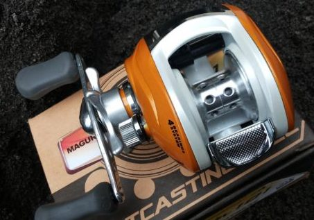 Spesifikasi Reel Maguro Phantom Plus Harga Update