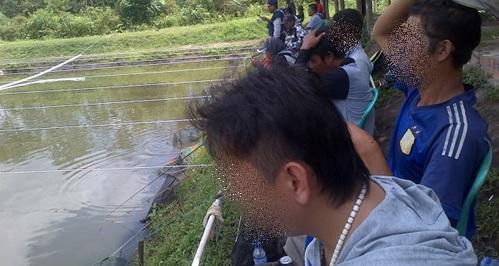 Ini DiaBeberapa Umpan Ikan MasJuara 1 Kelas Internasional