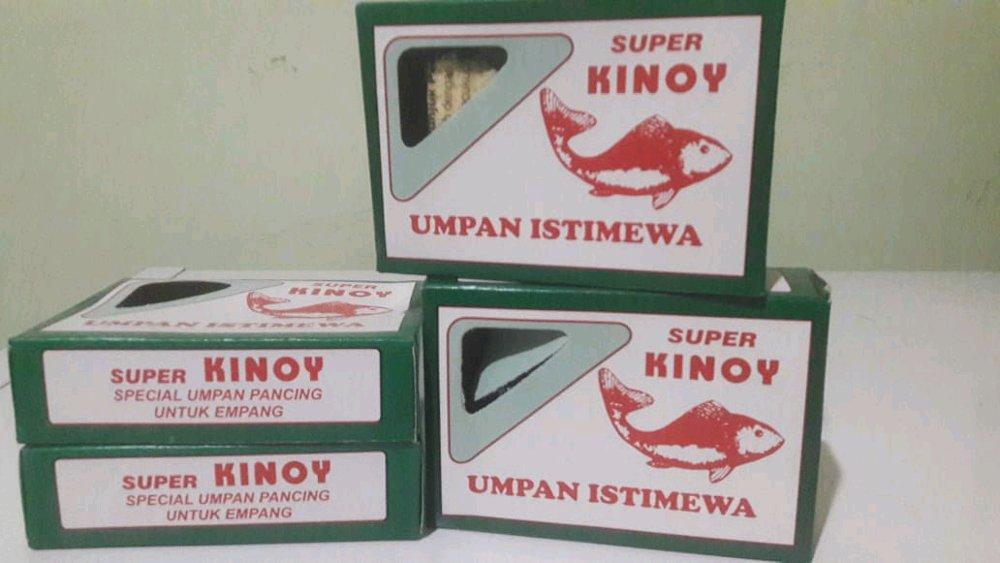 Resep Terlengkap Rahasia Dahsyatnya Umpan Kinoy