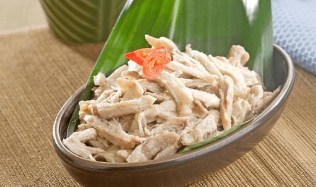 Cara Buat Umpan Lele Ayam Suwir